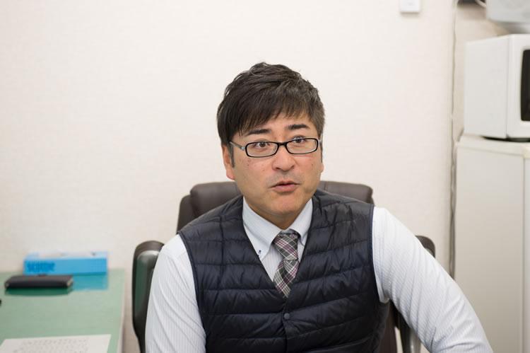 さいたま営業所長 郷古 忠昭